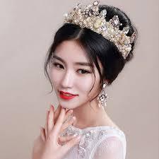 wedding headdress the wedding headdress baroque crown vintage fashion luxury