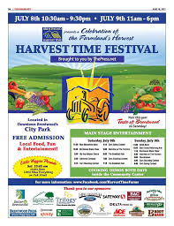 upcoming events the 2017 harvest time festival is coming