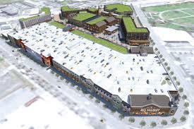 How Big Is 2900 Square Feet New Ivy City Project Promises 1 5m Square Feet Of Mixed Use