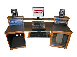 Build A Studio Desk Plans by Scs Digistation Recording Studio Desks Sound Construction U0026 Supply
