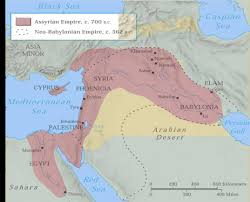 Map Of Babylon Captivity Routes Images Reverse Search