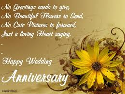 beautiful wedding anniversary greetings messages for friends for