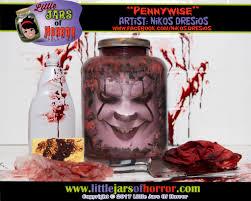 little jars of horror