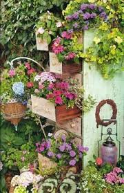 Upcycled Garden Decor Diy Upcycled Dresser Drawer Planter Box Outdoor Spaces And