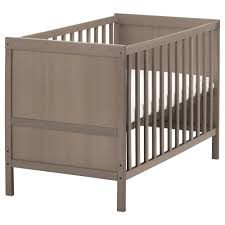 cribs that convert to toddler bed sundvik crib ikea