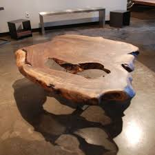 Wood Slice Coffee Table Coffee Table Top Wood Coffee Table Vintage Style