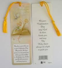 gifts for confirmation girl confirmation bookmark boy s girl s religious gift ebay
