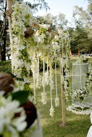 wedding arch garland flower garland wedding wedding corners