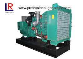 dc24v electric industrial 50kva cummins diesel generator set with