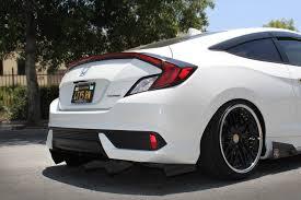 honda civic 2017 sedan 2017 honda civic hatchback si coupe si sedan splitter v2