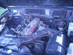 daihatsu feroza engine daihatsu rocky museoajoneuvo 7 hengen avoauto vaihto 4x4 1986