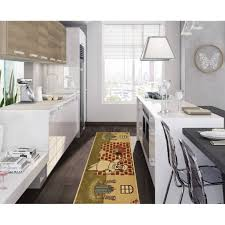Kitchen Rugs Washable Kitchen Beige Chef Design For Kitchen Area Rugs With Non Skid