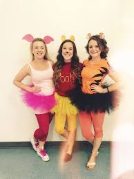 Halloween Costumes Girls Diy 20 Trio Halloween Costumes Ideas Trio