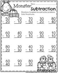 october first grade worksheets first grade math worksheets
