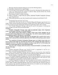 Full Block Style Complaint Letter by Appendix D Sample Documents Of Practices Related To Local Road