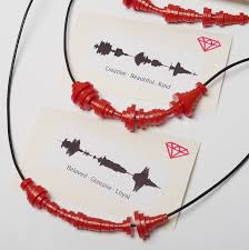 customizable jewelry sound wave jewelry gallery of jewelry
