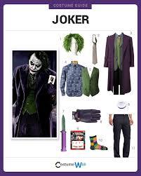 Joker Halloween Costume Kids 25 Dark Knight Costume Ideas Joker Dark