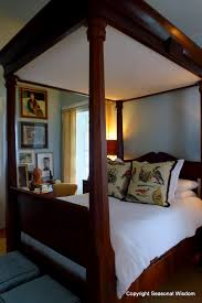 master bedroom at p allen smith s home