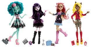 monster high doll halloween new mattel ever after high dolls