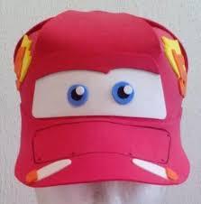 como hacer gorras de fomix del cars gorras cars gorras rayo mcqueen gorras fomi cars 18 00 en