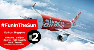 airasia bandung singapore air asia fr 2 promo fares to over 40 destinations fr 4 10 jul 2016