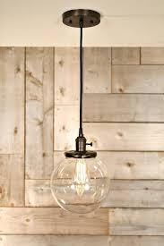 glass globe pendant light clear glass globe pendant fixture inch light replacement nz diy