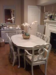 dining room top painting dining room table with chalk paint