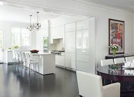 Modern White Kitchen Designs Design Ideas For White Kitchens Traditional Home