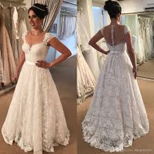 wedding dresses prices discount white ivory lace wedding dresses 2018 a line