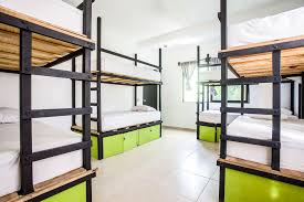 Hostel Bunk Beds Hostel Che Tulum 2018 Room Prices Deals Reviews Expedia