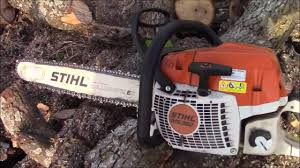 stihl chainsaw review ms362 youtube