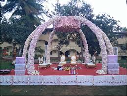 Flower Centerpieces For Wedding Mandap Decorations Wedding Mandap Mandap Flower Decorations