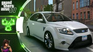 Focus Rs 2009 Ford Focus Rs 2009 Gta 4 Car Mod Youtube