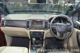 prices revealed for india bound ford everest in australia