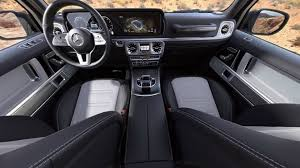 mercedes g class interior 2016 2019 mercedes g class interior revealed more space more luxury