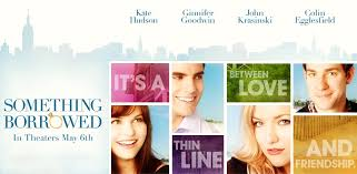 Emily Giffin Something Blue Something Borrowed The Movie Adaptation Scatterbrain