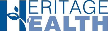 heritage health homepage
