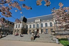 metro bureau rennes the parliament of breton emblem and royal palace