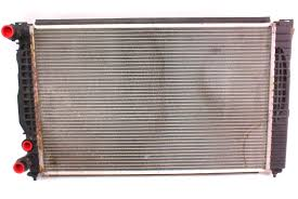 radiator audi a4 vw passat b5 1 8t manual genuine 8d0 121 251