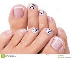 beautiful woman u0027s nails of legs with beautiful french manicure