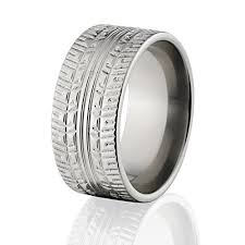 tire wedding rings tire ring tire wedding rings tire tread rings usa made