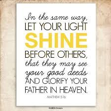 Let The Light Shine 13 Best Let Your Light Shine Images On Pinterest Art Walls