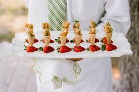 wedding catering ideas creative catering ideas archives southern weddings