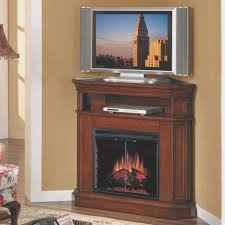 fireplace top corner tv stand and fireplace home interior design