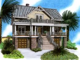 raised beach house plans plan 15019nc raised beach house delight raising beach and house