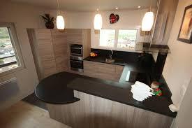 cuisine avec plan de travail en granit cuisine granit noir suprême 10 14 granit andré demange