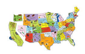 The 50 States Map by The 50 States Book By Reader U0027s Digest Official Publisher Page