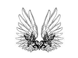 wings wings tatting and designs