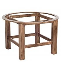 round u0026 square coffee table bases base options tables