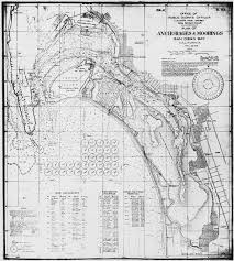 San Diego Airport Terminal Map by North Island Naval Base South Bay Historical Society
